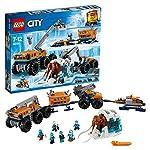 レゴ(LEGO)シティ 北極探検基地 60195 ブロック おもちゃ 男の子