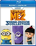 Despicable Me 2: 3 Mini-Movie Collection / [Blu-ray] [Import]