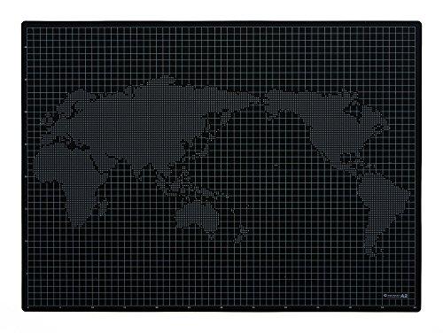 マルチクラフト(MULTI CRAFT) カッターマット A2 (450×620×2mm) CMGB-2
