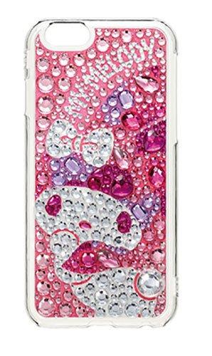 サンクレスト iDress iPhone6 4.7inch対応 ジュエリーカバー マイメロディ カモフラージュ iP6-MM02
