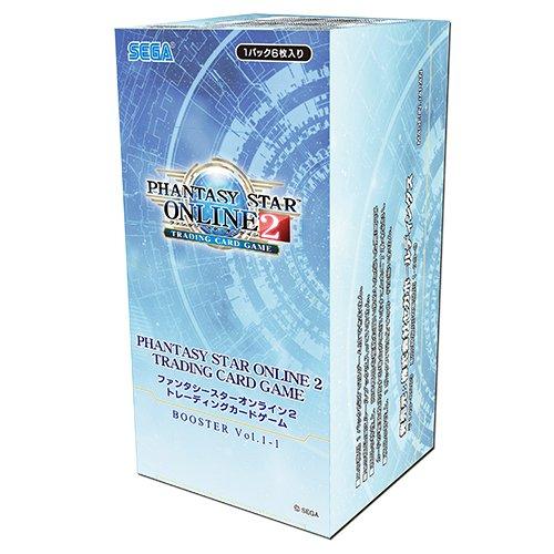 ファンタシースターオンライン2 トレーディングカードゲーム Vol.1-1 BOX