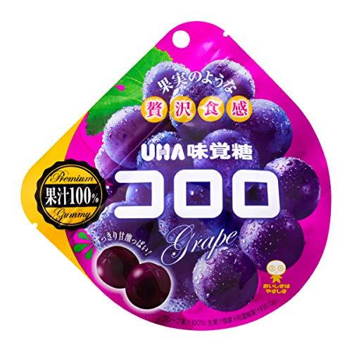 味覚糖 コロログレープ◆ 48g×6袋×12箱
