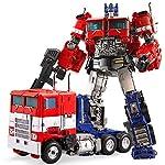 JQ trend おもちゃ 変形 ロボット WEIJIANG W8616 320mm 合金 拡大版 (画像色)