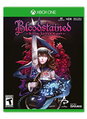 BloodStained XB1