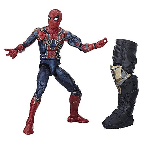 Diamond Distributors Marvel Legends Series Avengers: Infinity War Iron Spider Action Figure
