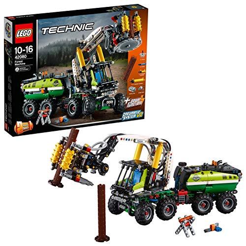 レゴ(LEGO)テクニック 森林作業車 42080