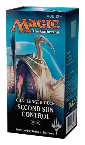Magic: The Gathering (MTG) - Challenger Decks: Second Sun Control [並行輸入品]
