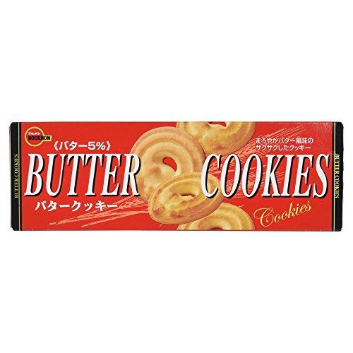 ブルボン バタークッキー 15枚入