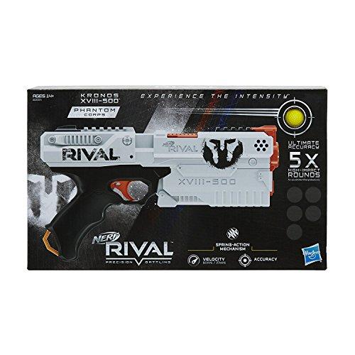 Nerf Rival Phantom Corps Kronos XVIII-500 ナルフライバル ファントム軍団クロノス [並行輸入品]