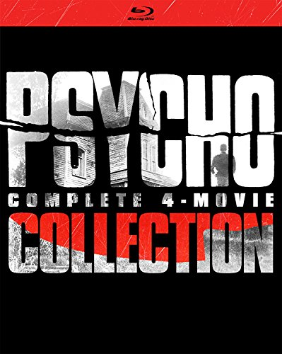 Psycho 4-Movie Complete Collection/ [Blu-ray] [Import]