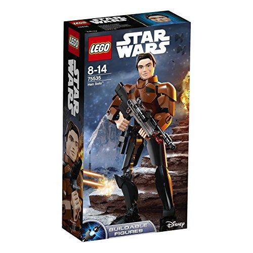 レゴ(LEGO)  スター・ウォーズ ハン・ソロ 75535