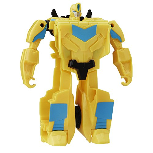 Transformers: Robots in Disguise 1-Step Changers Energon Boost Bumblebee