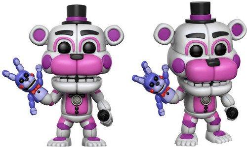 Funko - Five Nights At Freddys - Sister Location Funtime Freddy Pop 10cm - 0889698137300