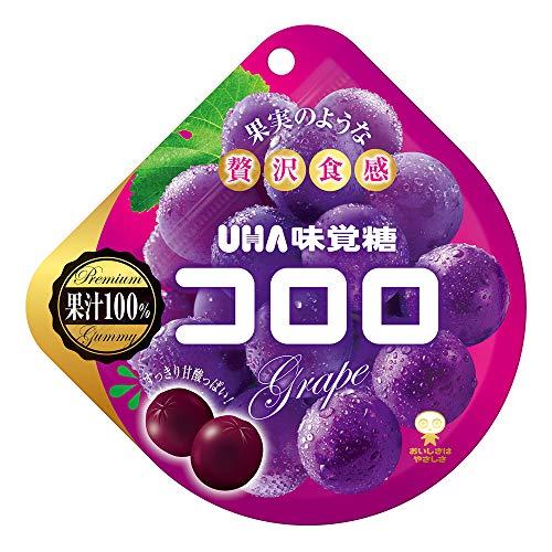 UHA味覚糖 コロロ グレープ 48g