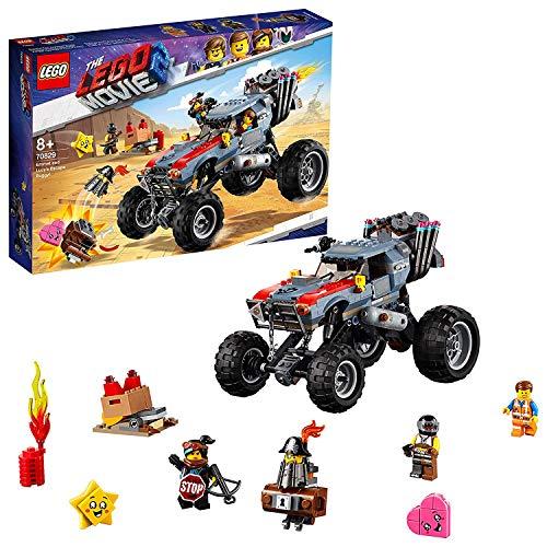 レゴ(LEGO) レゴムービー エメットとルーシーの脱出バギー 70829 ブロック おもちゃ 女の子 男の子