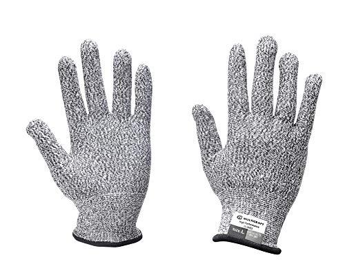 角利産業 マルチクラフト(MULTICRAFT) 耐切創手袋 L
