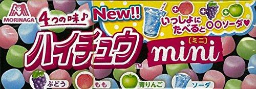 森永製菓 ハイチュウミニ 40g