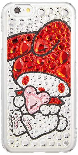 サンクレスト iDress iPhone6 4.7inch対応 ジュエリーカバー マイメロディ ピンクハート iP6-MM01