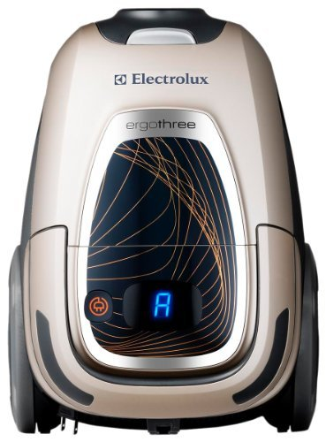 Electrolux The Quality Ergo three multi-floor Diamond Sand EET510DS the best features of all three important to vacuum cleaner [並行輸入品]