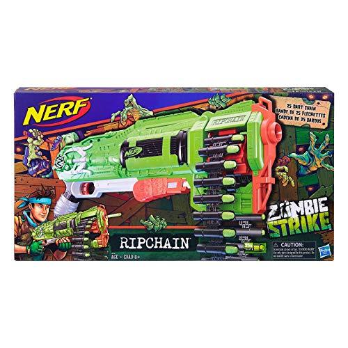 NERF Zombie Strike Ripchain ナーフゾンビストライクリップチェイン [並行輸入品]