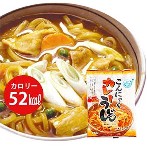 10種から選べるこんにゃく麺4食入り (カレーうどん4食)