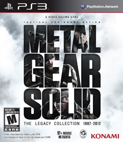Metal Gear Solid: The Legacy Collection [並行輸入品]