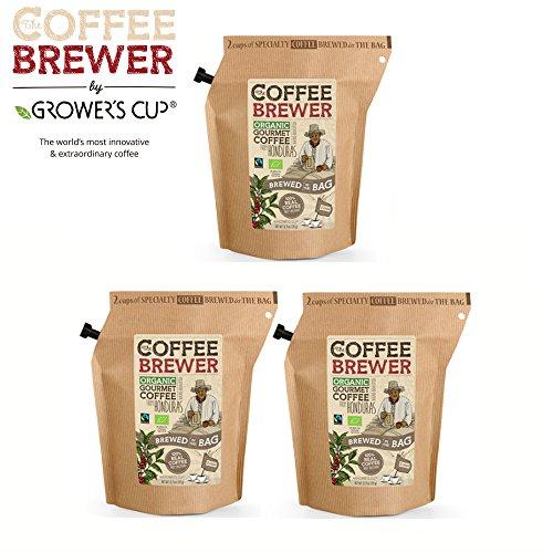 COFFEE BREWER(コーヒーブリューワー) コーヒーHonduras(ホンジュラス)3個セット