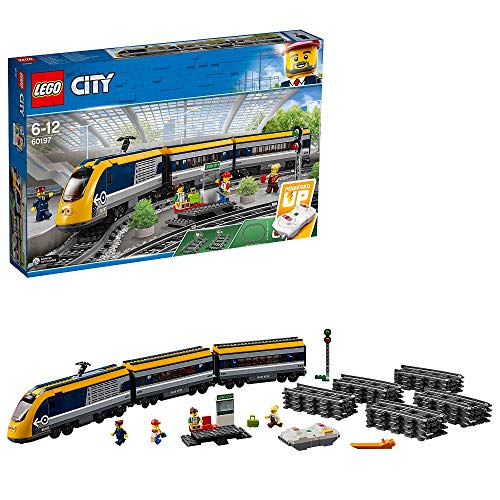 レゴ(LEGO)シティ ハイスピード・トレイン 60197 おもちゃ 電車