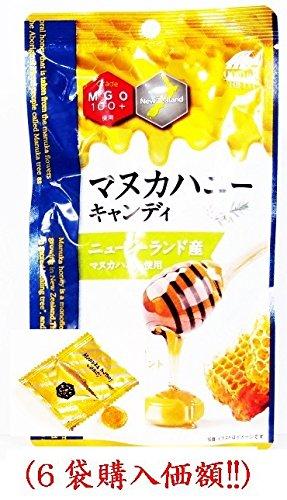 マヌカハニーNCO100+10粒(6袋購入価額)