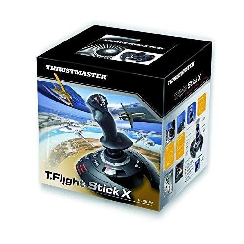 ThrustMaster T-Flight Stick X ジョイスティック PS3 & PC用
