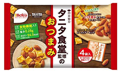 栗山米菓 タニタ食堂監修のおつまみ 84g×12袋