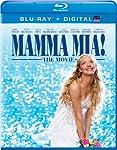 Mamma Mia! the Movie [Blu-ray] [Import]