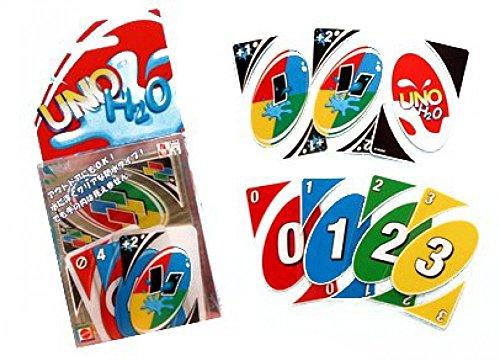 ウノ H2Oウノ カードゲーム H8165