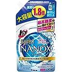 トップ スーパーナノックス 洗濯洗剤 液体 詰め替え 660g