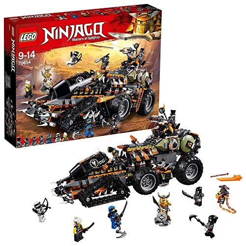 レゴ(LEGO)ニンジャゴー ハンティング・デスストライカー 70654