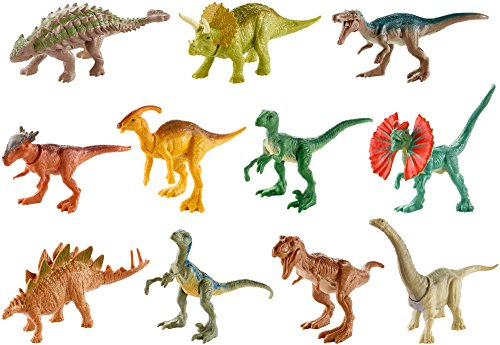 Jurassic World Mini Dino Figure, Styles May Vary