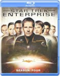 Star Trek: Enterprise - Complete Fourth Season [Blu-ray] [Import]