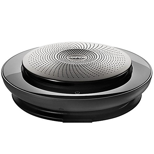 GNオーディオ 7710-309 USB・Bluetooth接続対応 HD音声対応ポータブルスピーカーフォン Microsoft Lync認定 「Jabra Speak 710+ MS」