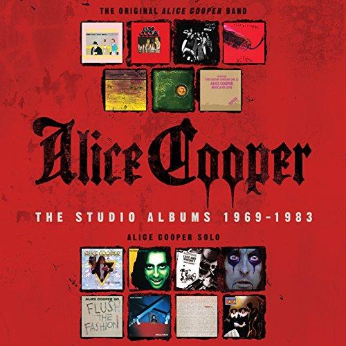 The Studio Albums 1969