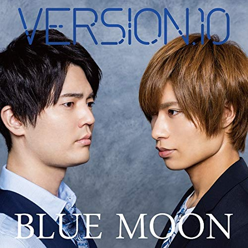 VERSION.10 1st mini album『BLUE MOON』