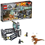 レゴ(LEGO)ジュラシック・ワールド スティギモロクの研究所大脱走 75927