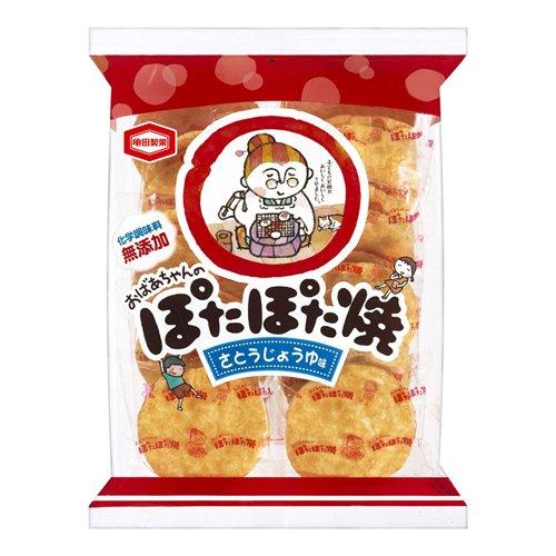 亀田製菓 ぽたぽた焼 20枚 【5個セット】