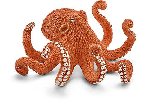 Schleich North America Octopus Toy Figure [並行輸入品]