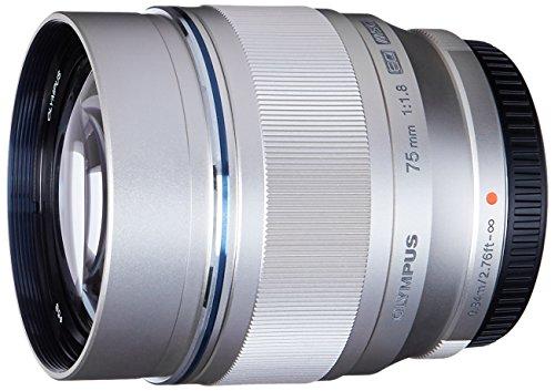 Olympus M.Zuiko Digital - Telephoto lens - 75 mm - f/1.8 ED - Micro Four Thirds - for Olympus E-PL5, E-PM2