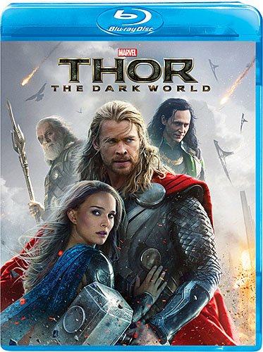 Thor: the Dark World [Blu-ray] [Import]