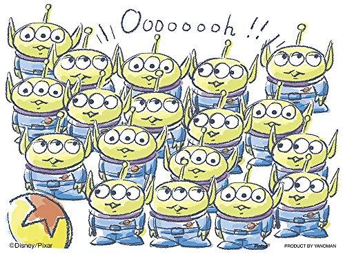 150ピース ジグソーパズル トイ・ストーリー みんなでOooooooh!! 【プチパリエ】