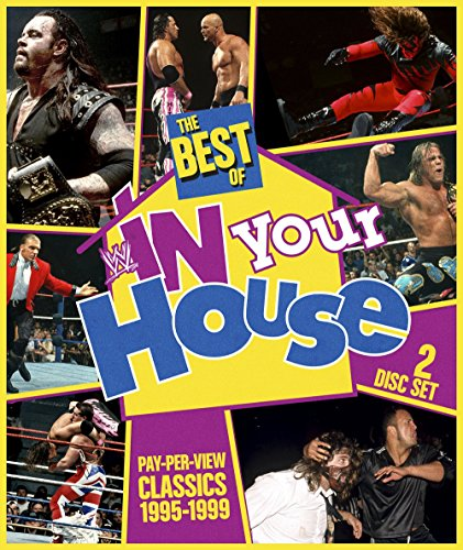 Wwe: The Best of Wwe in Your House [Blu-ray] [Import]