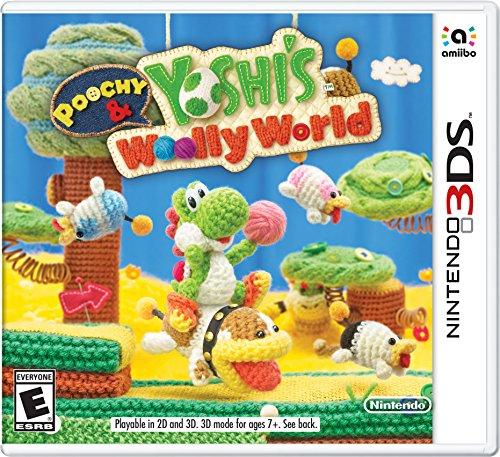Poochy & Yoshi's Wooly World
