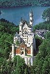 300ピース ジグソーパズル ノイシュバンシュタイン城-ドイツ(26x38cm)