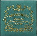 現代百貨 メモリアルメッセージブック ギフト ミニ グリーン A232GR
